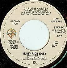 Baby ride easy (1980, & Dave Edmunds) / Vinyl single [Vinyl-Single 7'']