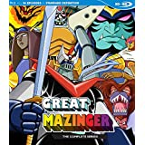 Great Mazinger: Complete Series [Blu-ray]