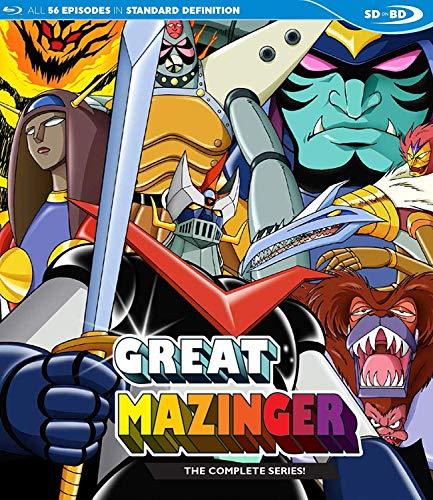Great Mazinger: Complete Series [Edizione: Stati Uniti]