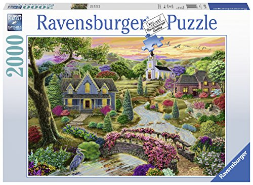Enchanted Valley 2000 PC Puzzle