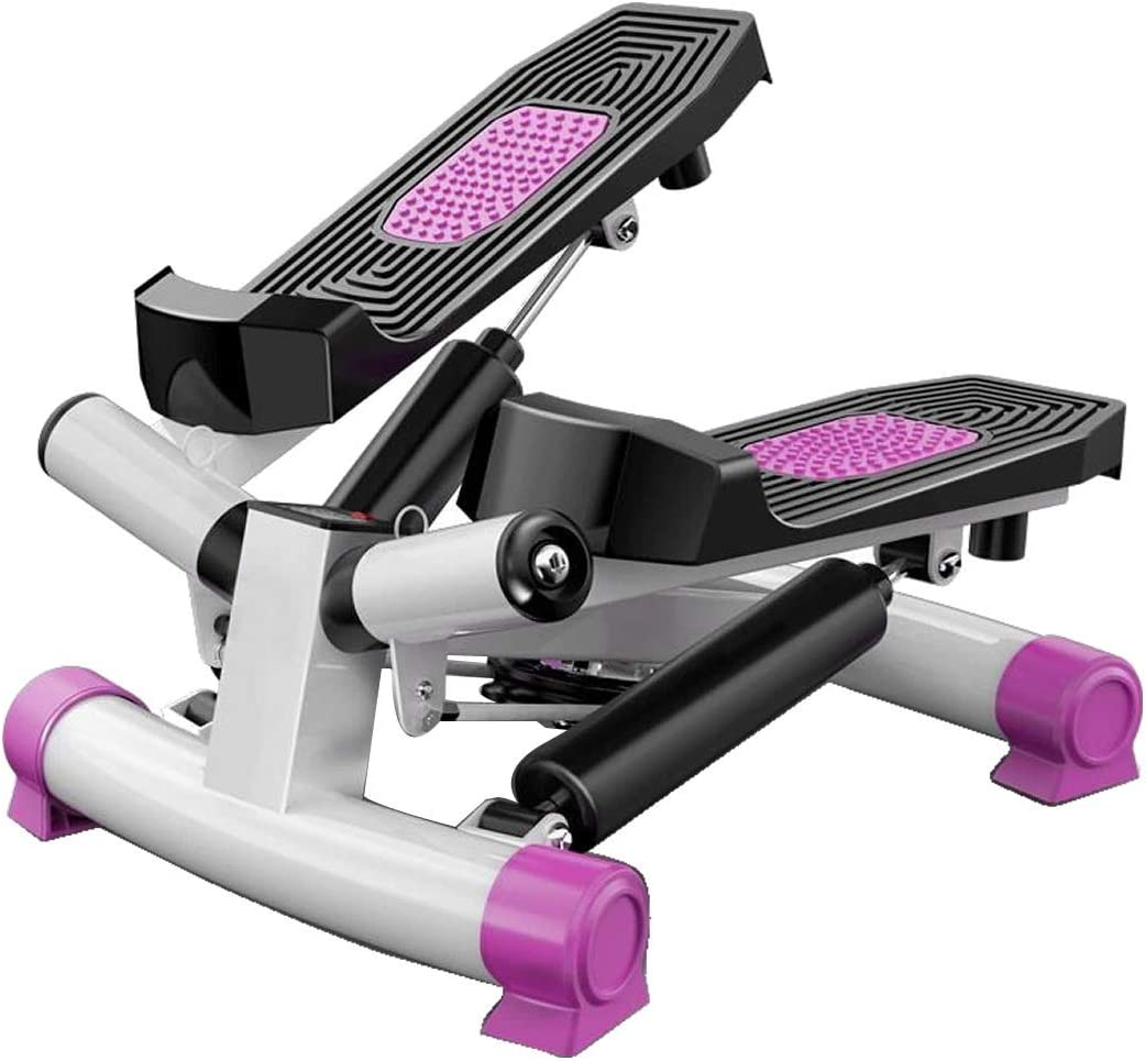 CMMWA Max 51% OFF online shopping Home Steppers for Fitness Exercise Motion Foot Stepping