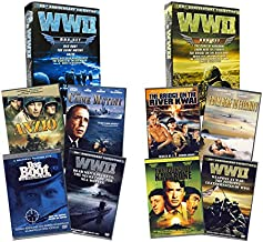 WWII 60th Anniversary Collection (Anzio / Das Boot / The Caine Mutiny / The Bridge On The River Kwai / From Here To Eternity / The Guns Of Navarone)