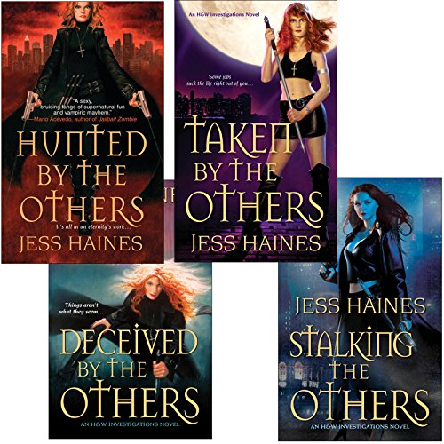 Download Jess Haines Bundle: Hunted By The Others, Taken By The Others, Deceived By The Others, Stalking The Others (An H&W Investigations Novel) (English Edition) B008KMWXGO