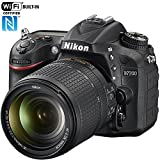 Nikon D7200 24.2 MP DX-Format Digital SLR Camera...