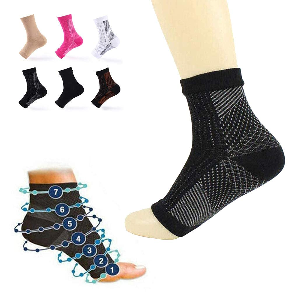 6 Quality inspection Ranking TOP20 Pairs dr Sock Soothers Socks Anti Wear In Copper Vita Fatigue