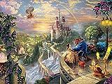 Thomas Kinkade The Disney Dreams Collection: Beauty and...