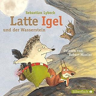 Latte Igel und der Wasserstein Titelbild