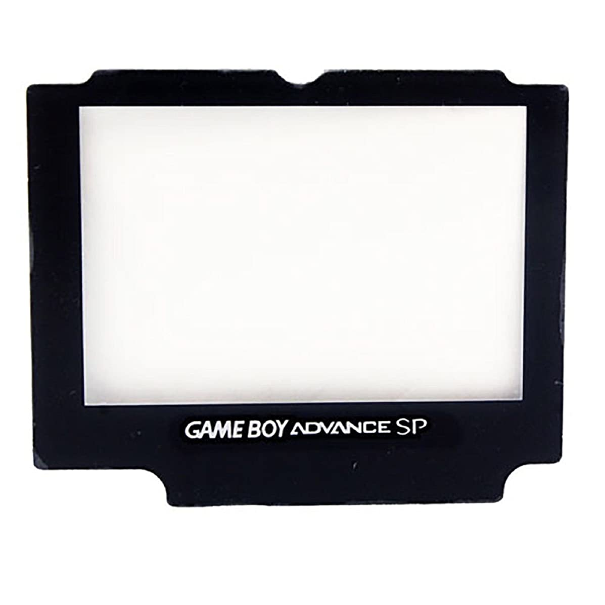 Glass Screen Lens Panel for Gameboy Advance SP GBA SP System Replacement Screen Protection