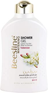 Beeslin Whitening Shower Gel - Tuberose, 300 Ml