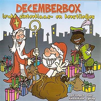 Decemberbox: Leuke Sinterklaas- en Kerstliedjes