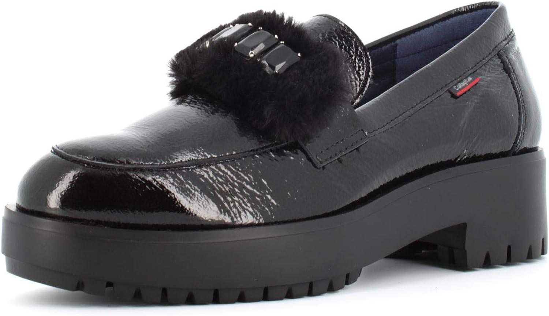 CallagHan Schuhe Frau Mokassin 25302 SCHWARZ SCHWARZ Größe 40 Schwarz  Beliebt