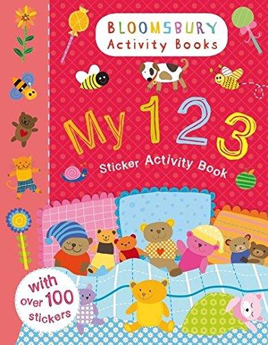 My 123 Sticker Activity Book (Sticker Activity Books)