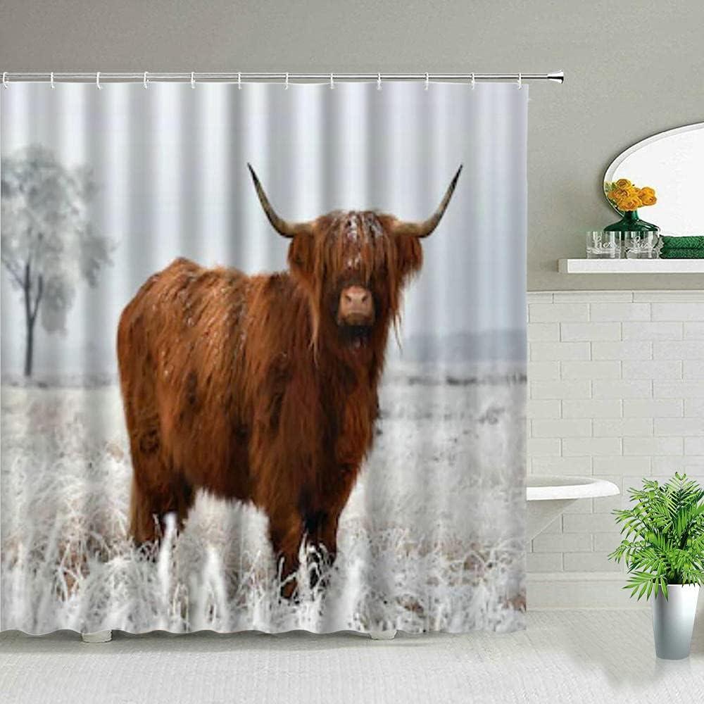 Bath Curtain for Bombing new work Bathroom Waterproof Fall Luxury Shower Polyest