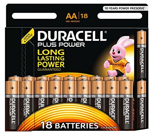 Duracell Plus Power Alcalino 1.5V batteria non-ricaricabile