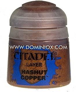 Citadel Paint, Layer: Hashut Copper