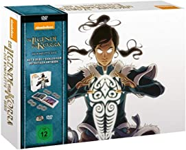 Die Legende von Korra Komplettbox - Special Limited Edition [8 DVDs]