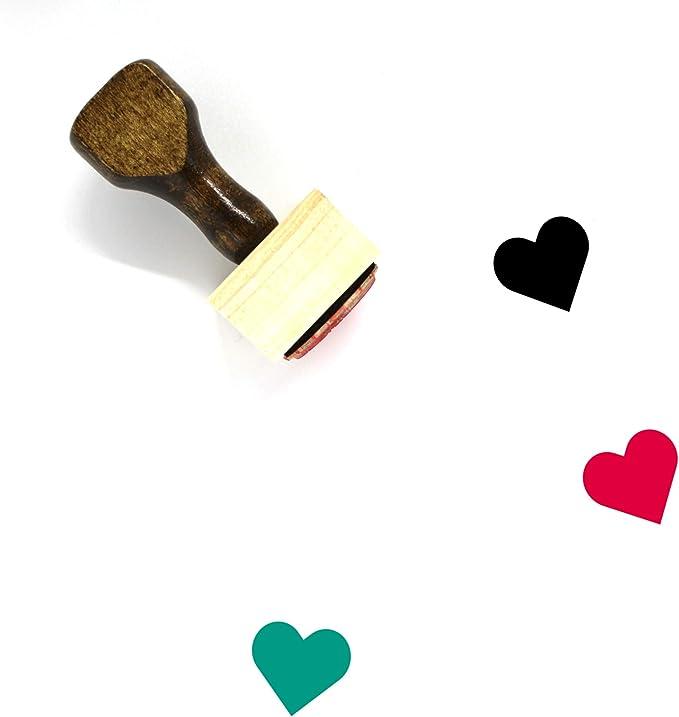 Prawn Wooden Rubber Stamp No 6