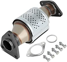 DNA MOTORING OEM-CONV-040 Factory Style Catalytic Converter Exhaust Pipe