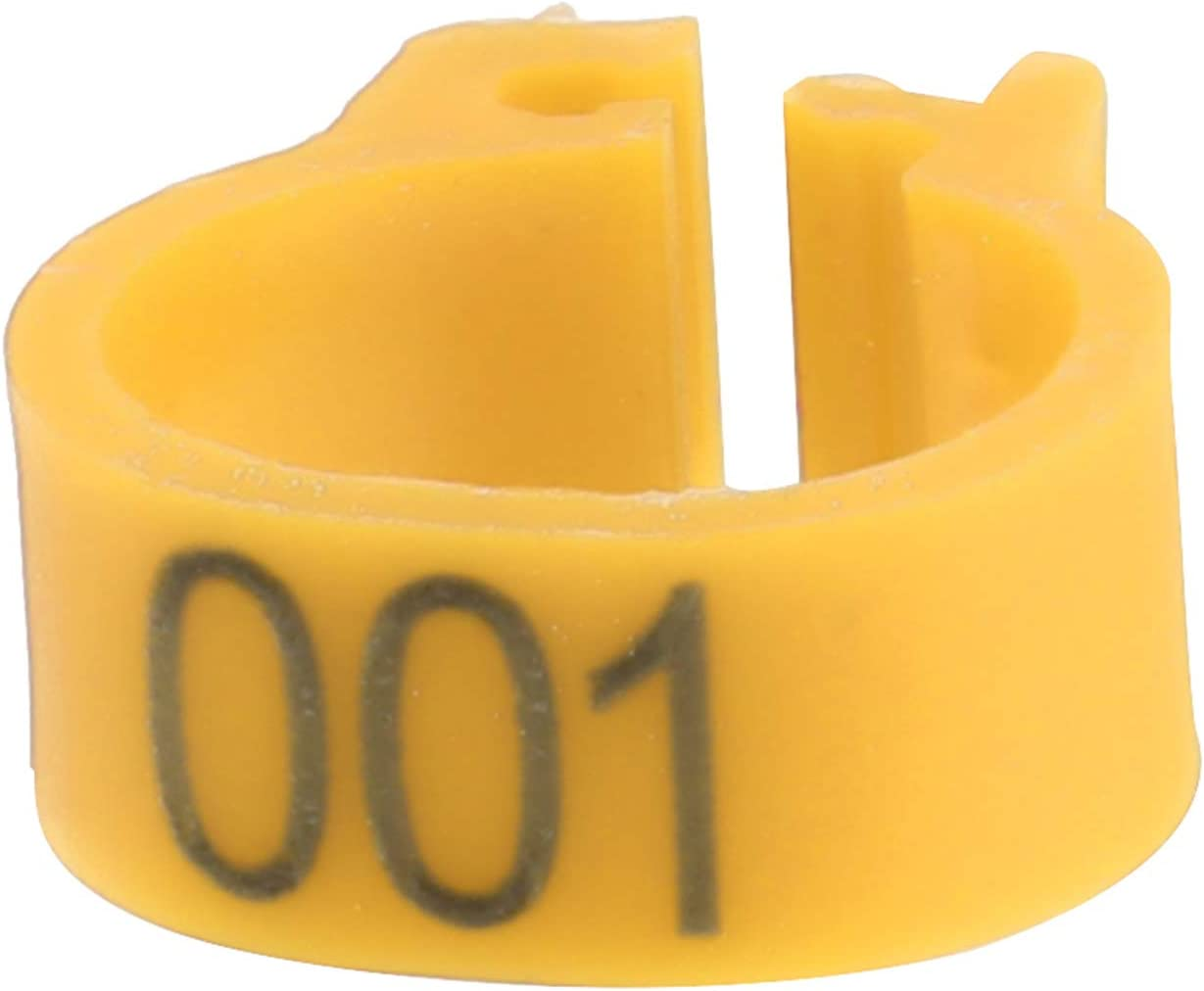 Ruining Clip Design Leg Bands Reusable Rings Max 75% OFF 6 Plastic Durable New sales