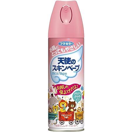 天使のスキンベープ 虫除けスプレー イカリジン 200ml ベビーソープの香り
