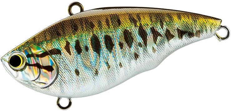 "NEW! Yo-Zuri Rattl'n Vibe Lipless Fishing Lure 2.5"" 5//8 oz Red Craw"