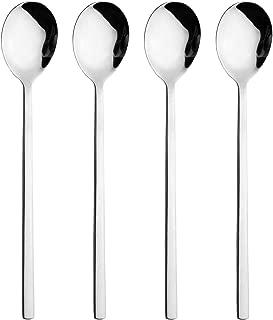 12 piezas, 12,7 cm Cuchara de acero inoxidable Lesbye