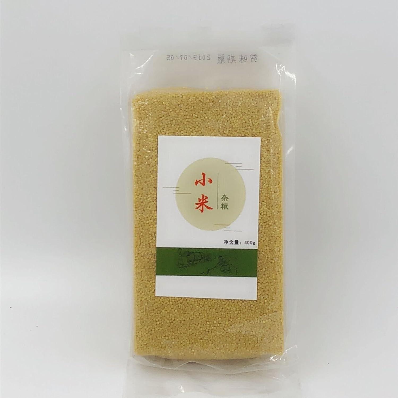 稷馨 黄小米(アワ) 400g
