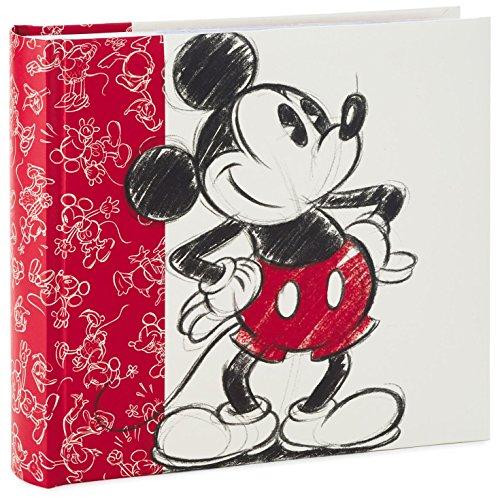 HMK Hallmark Mickey 2 Up Photo Album