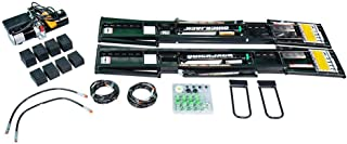 QuickJack Portable Car Lift Open Center Hydraulic Cylinders 5000 lb Capacity