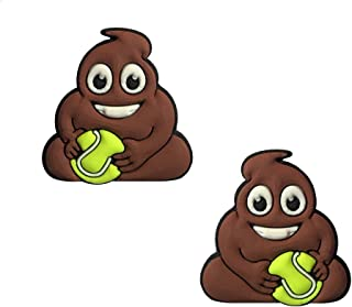 Racket Expressions Tennis Dampeners - 16 Designs (2 & 5 Packs) - Great Tennis Gifts