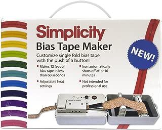 Simplicity Bias Tape Machine