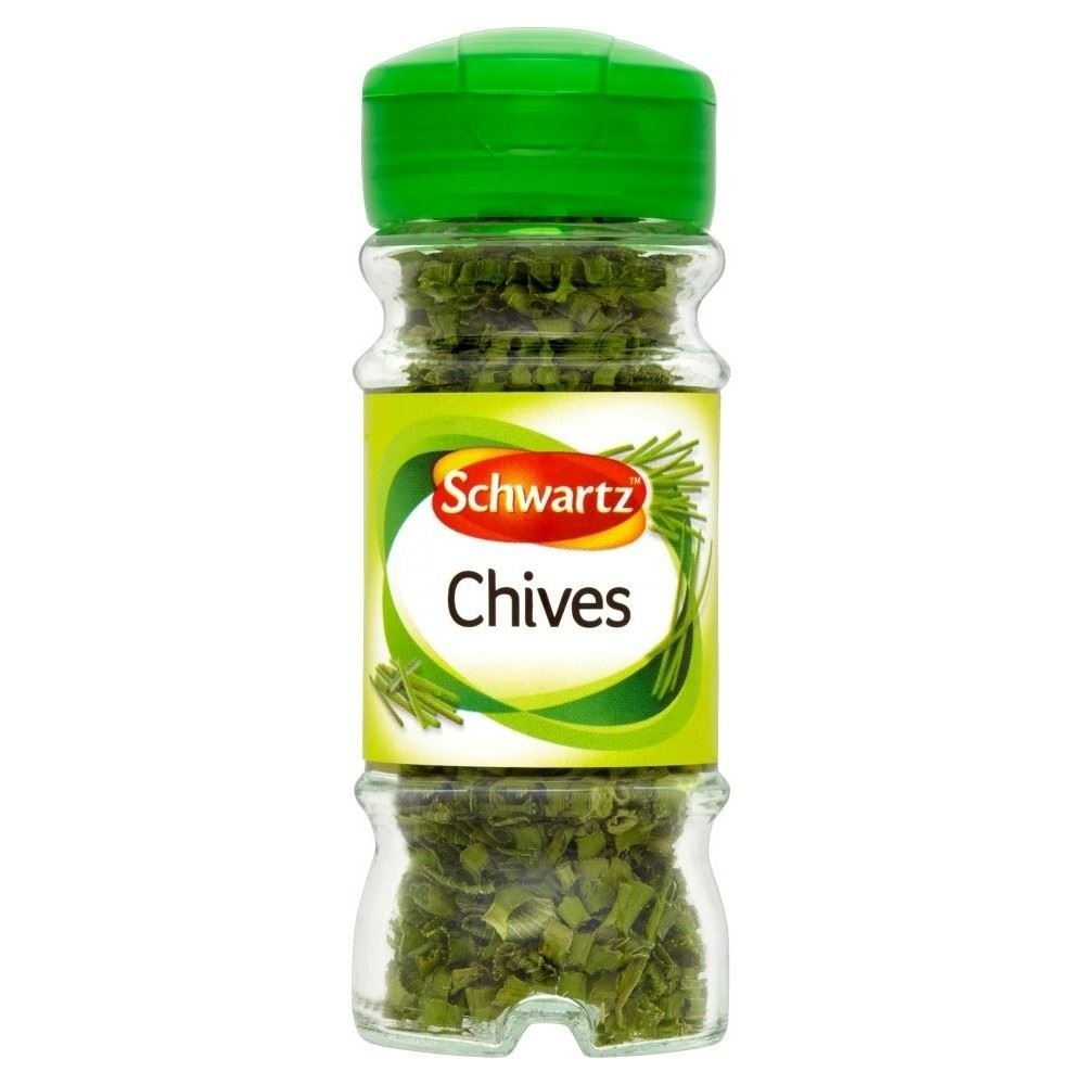 Las Vegas Mall Schwartz Chives 1g - of Manufacturer regenerated product Pack 2
