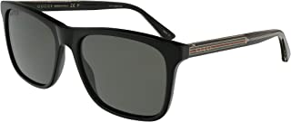 GG0381S Club Master Men's Sunglasses, 57mm