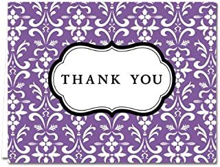 Best pink damask thank you cards Reviews