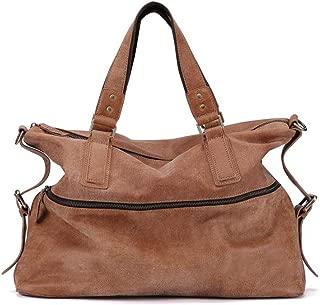 Mens Bag Trend Casual Shoulder Bag Fashion Messenger Bag 15 Inch Handbag Large Capacity Internal Leather Men's Bag High capacity
