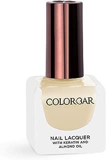 Colorbar Nail Lacquer, Warm Yellow, 12 ml
