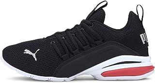 PUMA Unisex-Child Axelion Mesh Sneaker