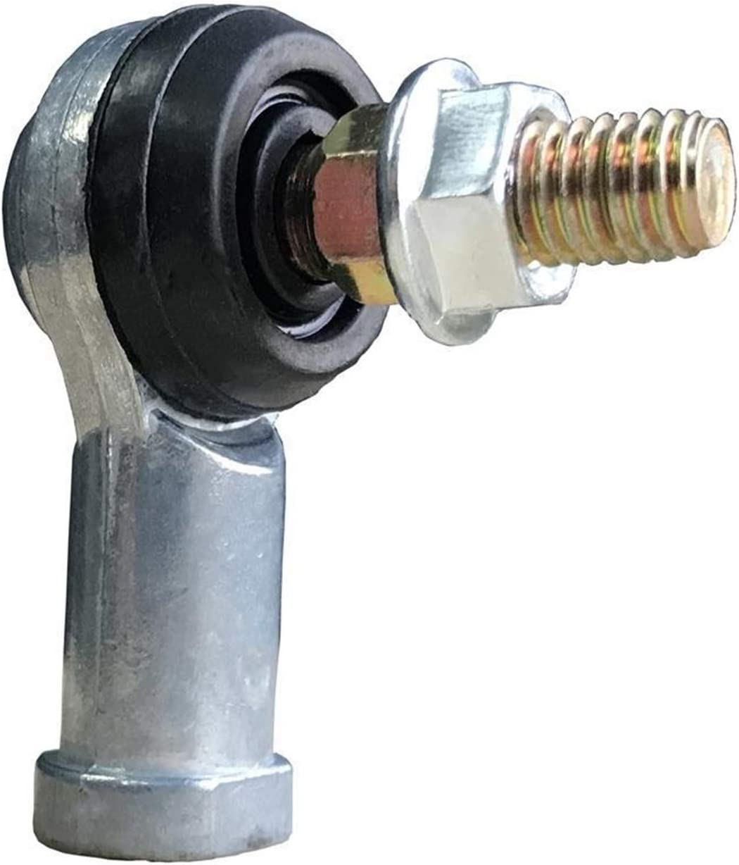 QJKW axis Large-scale sale M8x1.25 Special Campaign zinc Alloy Simple Pre Installation Ball Joint
