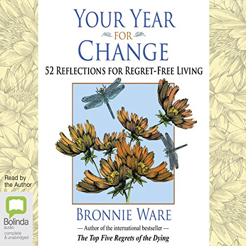 Your Year for Change audiobook cover art