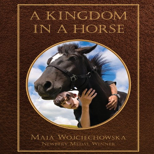 A Kingdom in a Horse audiobook cover art