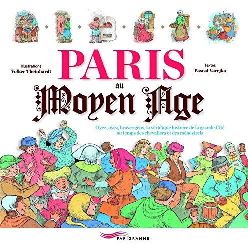 Paris au moyen âge