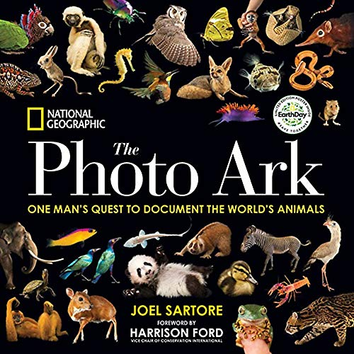 National Geographic the Photo Ark: One Man's Quest to Document the World's Animals; Earth Day Edition