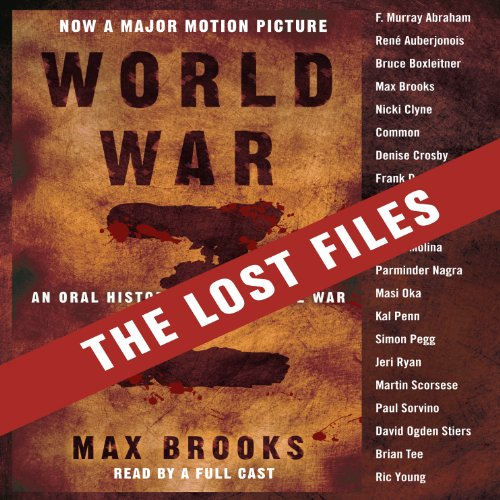 World War Z: The Lost Files cover art