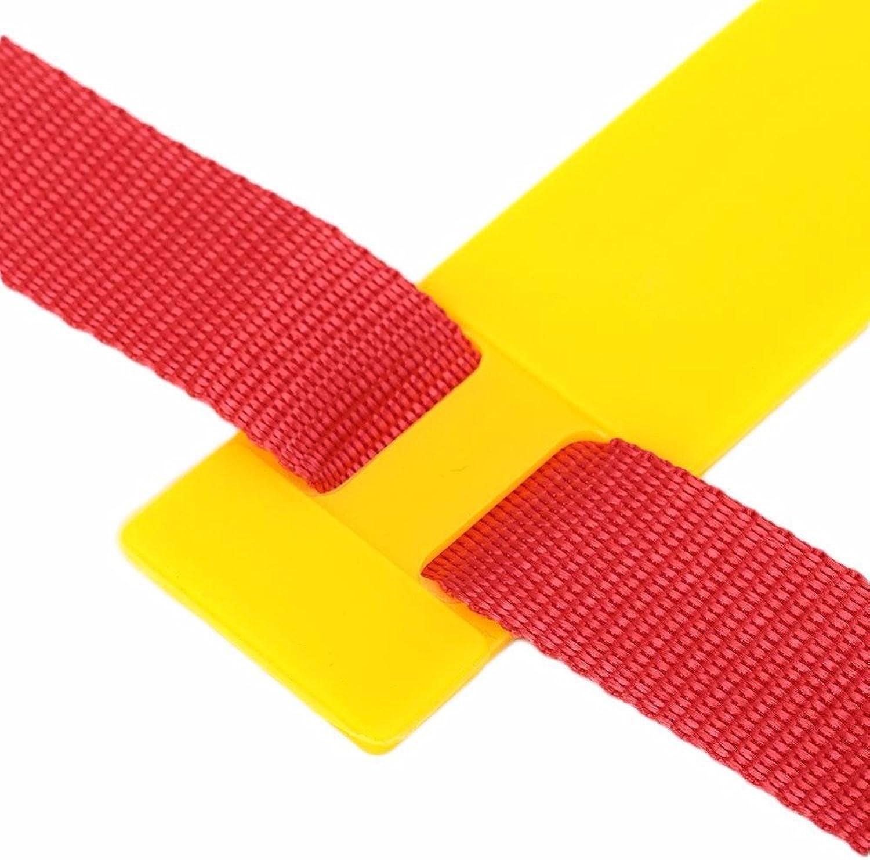 Longreen 4M 5M 6M 8M 10M 820 Pieces Rung Durable Agility Ladder Soccer Speed Football Fitness Feet Sport Training