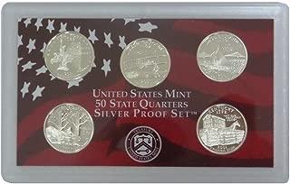 2001 coin set