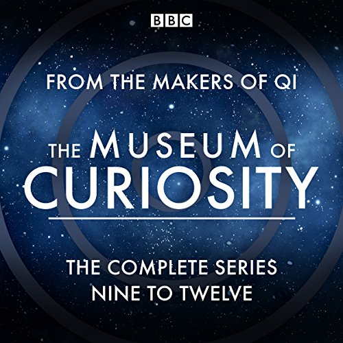 The Museum of Curiosity: Series 9-12 cover art
