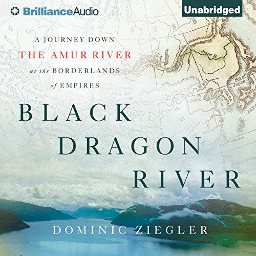 Black Dragon River audiobook cover art