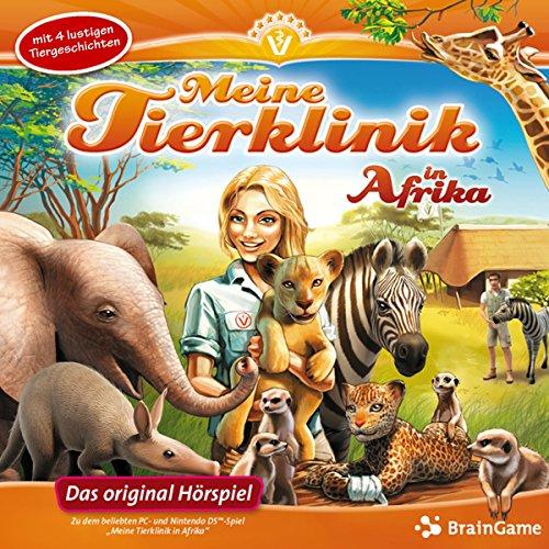 Meine Tierklinik in Afrika Titelbild