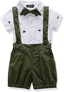 olive green baby boy clothes