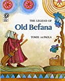 The Legend of Old Befana (Paperback)